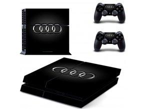 PS4 Polep Skin Audi
