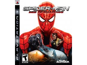 PS3 Spiderman: Web of Shadows