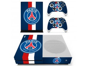 Xbox One S Polep Skin Paris Saint-Germain FC