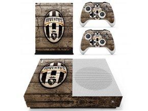 Xbox One S Polep Skin Juventus FC