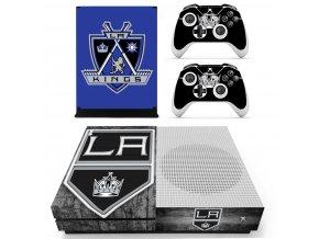 Xbox One S Polep Skin NHL - Los Angeles Kings