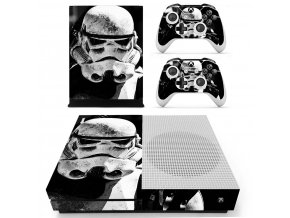 Xbox One S Polep Skin Star Wars