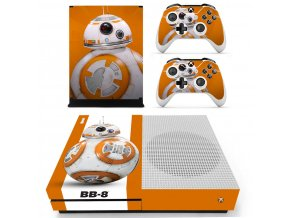 Xbox One S Polep Skin Star Wars