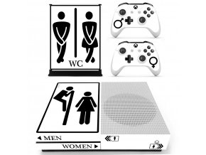 Xbox One S Polep Skin Men Women