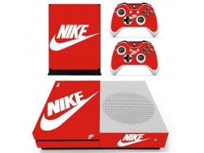 Xbox One S Polep Skin Nike