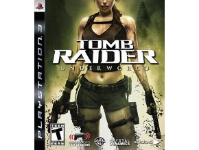 PS3 Tomb Raider: Underworld
