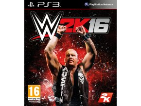 PS3 WWE 2K16 Nová