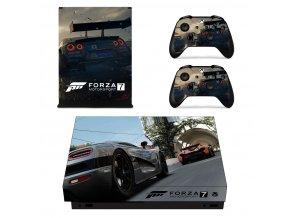 Xbox One X Polep Skin Forza Motorsport 7