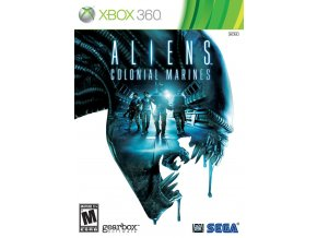 Xbox 360 Aliens: Colonial Marines