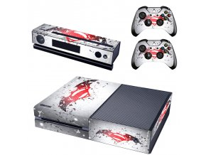 Xbox One Polep Skin Batman vs Superman