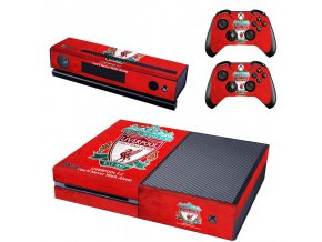 Xbox One Polep Skin Liverpool FC