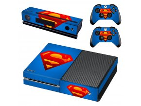 Xbox One Polep Skin Superman