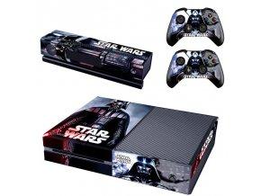 Xbox One Polep Skin Star Wars