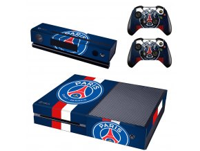 Xbox One Polep Skin Paris Saint-Germain FC