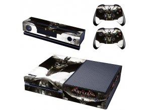 Xbox One Polep Skin Batman
