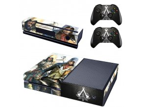 Xbox One Polep Skin Assassins Creed