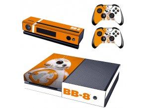 Xbox One Polep Skin Star Wars BB-8
