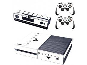 Xbox One Polep Skin Destiny