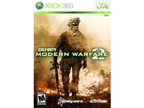 Xbox 360 Call of Duty: Modern Warfare 2