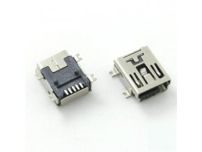 Mini USB port SMD pro PS3 ovladač