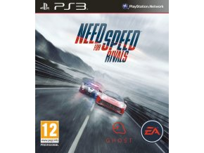 PS3 Need for Speed: Rivals