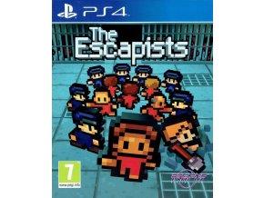 The Escapists PS4 Front Pegi R49X14KCKLZP