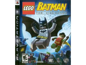 PS3 LEGO Batman: The Videogame