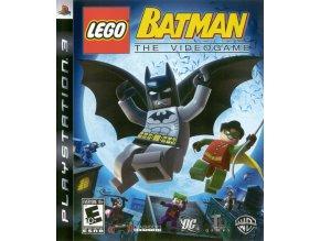PS3 LEGO Batman: The Videogame