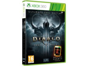 Xbox 360 Diablo 3: Reaper of Souls (Ultimate Evil Edition)