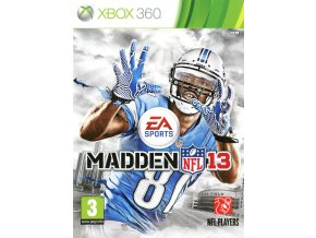 Xbox 360 Madden NFL 13
