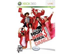 Xbox 360 High School Musical 3: Senior Year DANCE!