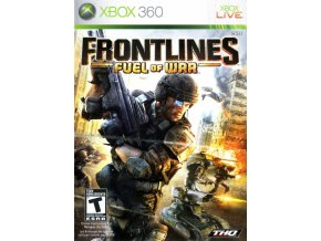 Xbox 360 Frontlines: Fuel of War