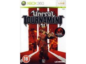 Xbox 360 Unreal Tournament 3