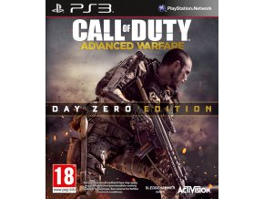 PS3 Call of Duty: Advanced Warfare (Day Zero Edition)PS3 Call of Duty: Advanced Warfare (Day Zero Edition)