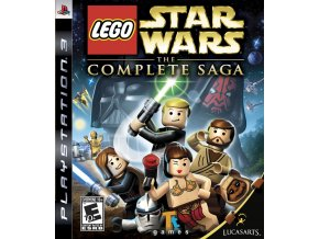 PS3 Lego Star Wars: The Complete Saga