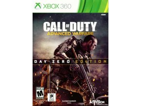 310966 call of duty advanced warfare day zero edition xbox 360 front cover