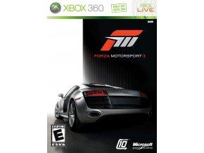 Xbox 360 Forza Motorsport 3 CZ