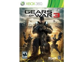 Xbox 360 Gears of War 3