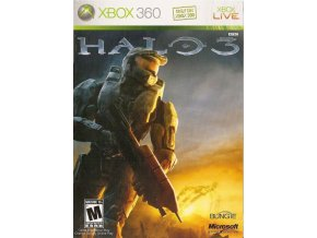 94755 halo 3 xbox 360 front cover