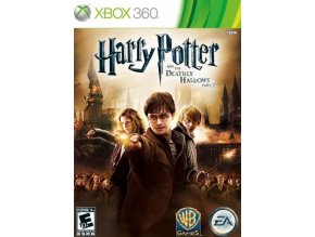 Xbox 360 Harry Potter and the Deathly Hallows Part 2