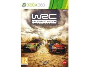 Xbox 360 WRC: FIA World Rally Championship