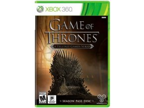 Xbox 360 Game of Thrones: A Telltale Games Series