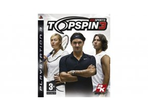 PS3 Top Spin 3