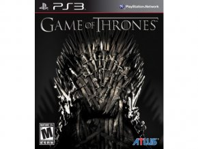 PS3 Game of Thrones