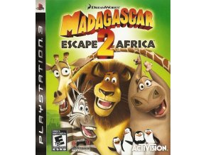 PS3 Madagascar: Escape 2 Africa