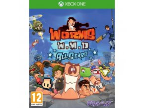 Xbox One Worms W.M.D All Stars