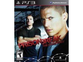 PS3 Prison Break: The Conspiracy