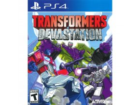 PS4 Transformers Devastation