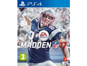 PS4 Madden NFL 17