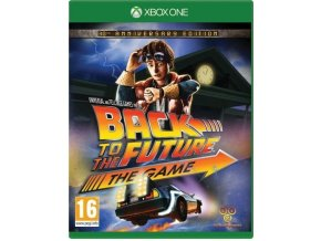 Xbox One Back to the Future: The Game